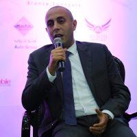 محمود الجزيري، مدير مصنع تريدكو «INDE»
