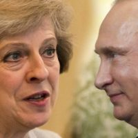 بريطانيا وروسيا