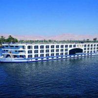 الفنادق العائمة ؛ محافظة الأقصر