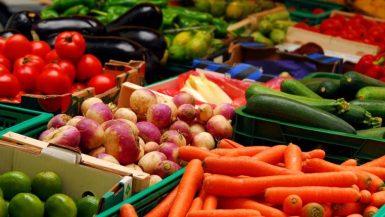 الخضروات والفاكهة ؛ أسعار ؛ أسواق الجملة