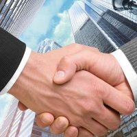 صفقات الدمج والاستحواذ العالمي