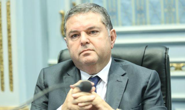 هشام توفيق وزير قطاع الأعمال