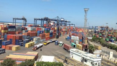 ميناء الإسكندرية