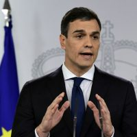 رئيس الحكومة الإسبانية بيدرو سانشيز