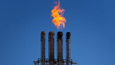 الغاز الطبيعى