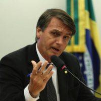 الرئيس البرازيلى الجديد يائير بولسونارو