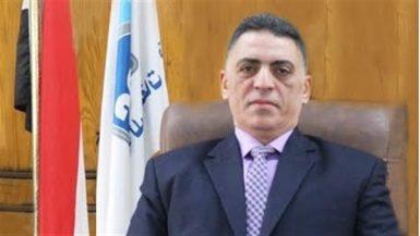 المهندس أشرف عفيفى رئيس مجلس إدارة الهيئة المصرية العامة للمواصفات والجودة