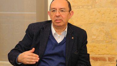 عمرو حسانين رئيس شركة ميريس للتصنيف الإئتماني