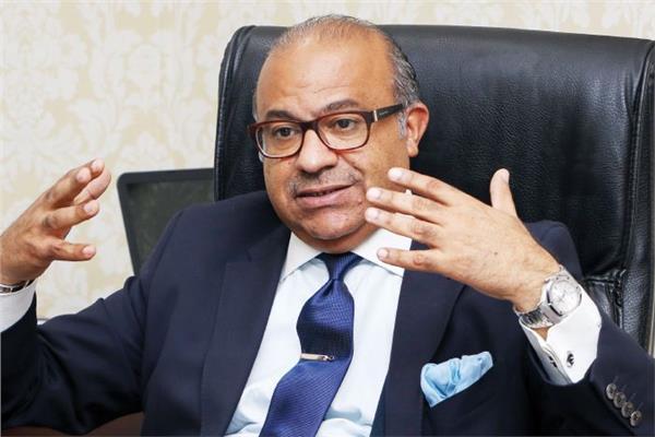 إبراهيم العشماوى، رئيس جهاز تنمية التجارة الداخلية
