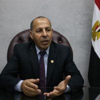عبدالله منتصر رئيس مصلحة الدمغة والموازين