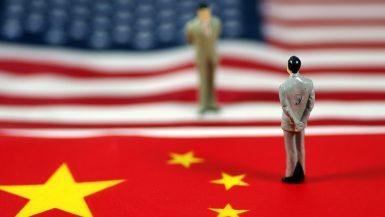 الولايات المتحدة الأمريكية ؛ الصين ؛ الحرب التجارية ؛ أمريكا