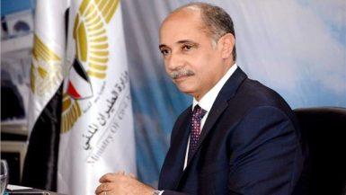 الفريق يونس المصري وزير الطيران المدني