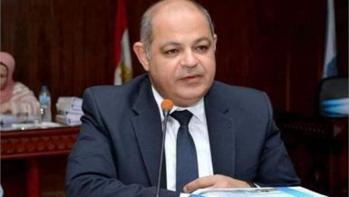 هشام السعيد محافظ الغربية