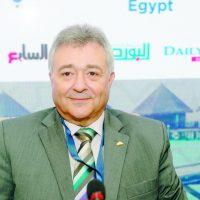 عمرو صدقى ؛ رئيس لجنة السياحة في مجلس النواب