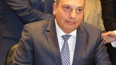 هشام طه ؛ مواصلات مصر