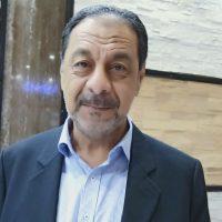 إبراهيم علوى رئيس مجلس إدارة شركة نيو ويف للرخام والجرانيت