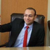 كريم جمعة معاون وزير التموين