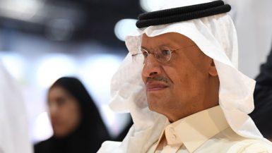 عبدالعزيز بن سلمان وزير الطاقة السعودى