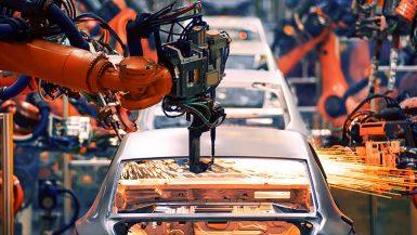صناعة السيارات العالمية