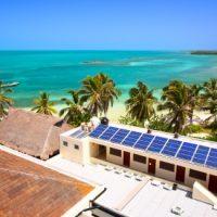 فنادق تستخدم الطاقة الشمسية