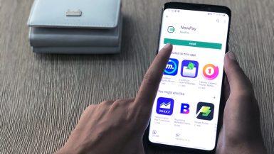 تطبيق NowPay للخدمات المالية