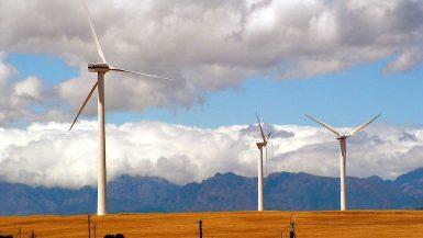 الطاقة المتجددة ؛ طاقة الرياح