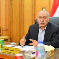 المهندس أحمد عثمان، رئيس الغرفة التجارية بالإسماعيلية
