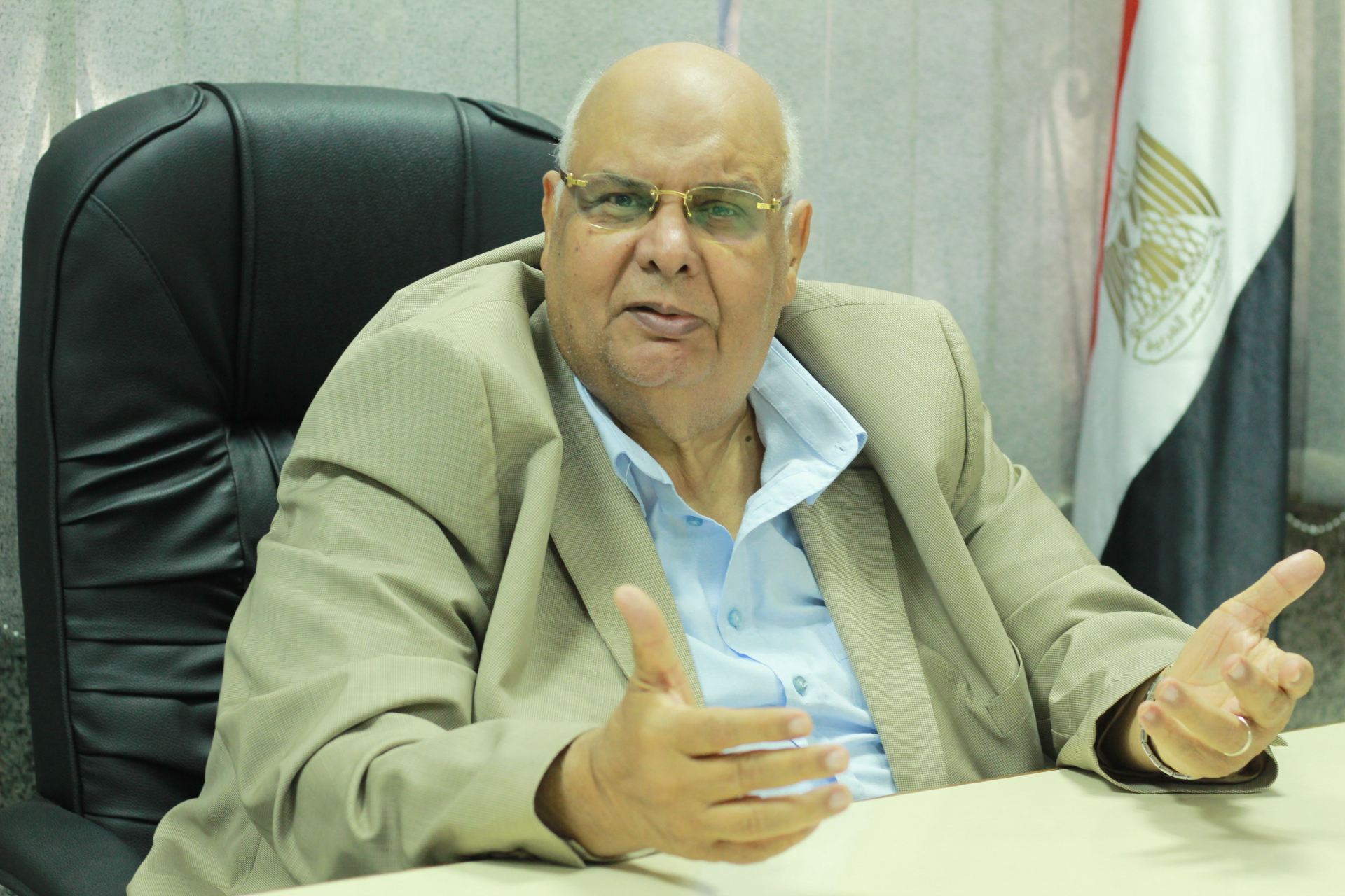 محمد خميس شعبان ؛ جمعية مستثمرى السادس من أكتوبر