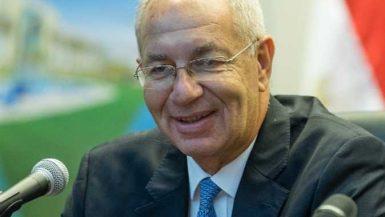 يحيى زكى رئيس المنطقة الاقتصادية لقناة السويس