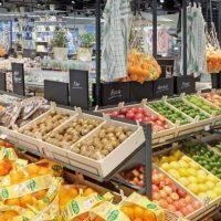 الصناعات الغذائية ؛ الغذاء ؛ السلاسل التجارية ؛ أسواق ؛ المحاصيل الزراعية