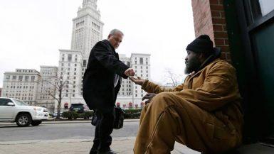 الفقر في أمريكا
