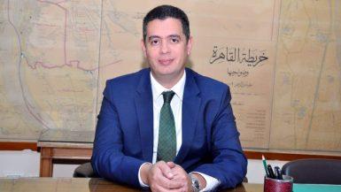 محمد الطاهر الرئيس التنفيذى للشركة السعودية المصرية للتعمير
