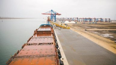 ميناء الطور البحرى ؛ المنطقة الاقتصادية لقناة السويس