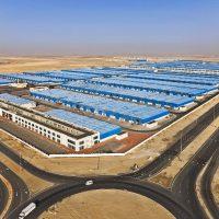 الأراضى الصناعية ؛ مناطق صناعية