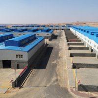مجمعات صناعية ؛ مناطق صناعية