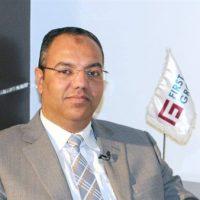 المهندس بشير مصطفى الرئيس التنفيذى لشركة فرست جروب للتطوير العقارى