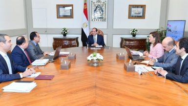تأسيس 4 كيانات فرعية تابعة لصندوق مصر السيادى