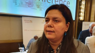 سالي رضوان ، مستشار وزير الاتصالات لشئون الذكاءالاصطناعي