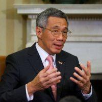 رئيس الوزراء السنغافورى لى هسين لونج