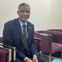 نصر الدين حاج الأمين ؛ ممثل منظمة الأغذية والزراعة للأمم المتحدة ؛ الفاو