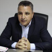 ياسر مصطفى رئيس مجلس إدارة شركة إس بى تى تورز للسياحة والمنظم لحفل أوبرا عايدة