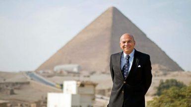سامح سعد الرئيس التنفيذى والعضو المنتدب لشركة مصر للسياحة