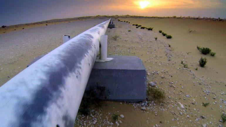 خط أنابيب الغاز في سيناء