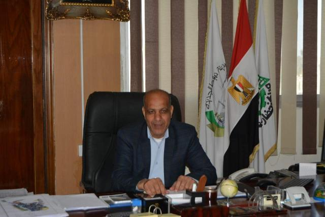 محمد رجب رئيس جهاز تنمية مدينة دمياط الجديدة