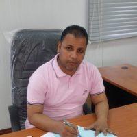 ياسر رمضان رئيس جهاز مدينة ناصر الجديدة غرب أسيوط