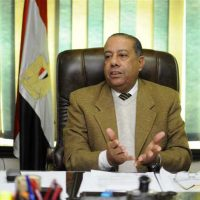 عبدالعظيم حسين رئيس مصلحة الضرائب المصرية