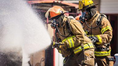 مكافحة الحرائق ؛ أنظمة مكافحة الحرائق ؛ الحريق