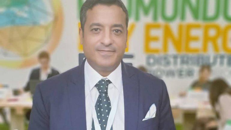 تامر مصطفى مدير مكتب وزيرة البيئة