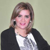 نور الزينى مدير عام الاتصال المؤسسى والمسئولية الاجتماعية ببنك قناة السويس