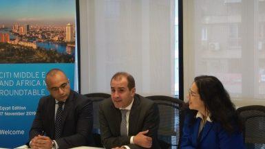 محمد عبدالقادر رئيس سيتى بنك فى مصر